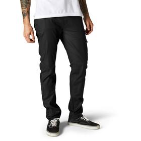 Fox Essex Pantaloni stretti elasticizzati Uomo, nero